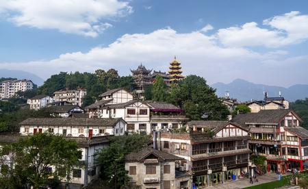 Photo for Chongqing Ciqikou Ancient Town - Royalty Free Image