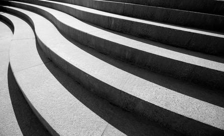 Foto de Architectural design of stairs - Imagen libre de derechos