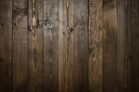 Foto de weathered barn wood background with knots and nail holes - Imagen libre de derechos