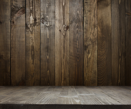 Foto de wood texture. background old panels - Imagen libre de derechos