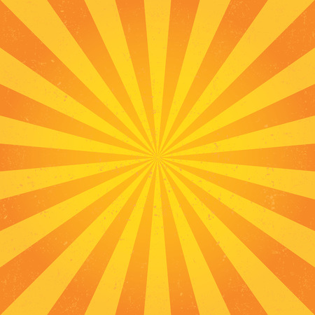 Illustration for Sun rays. Vector - Royalty Free Image