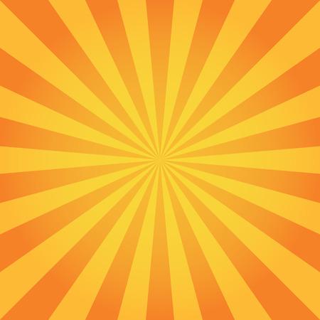 Ilustración de vintage sun - Imagen libre de derechos