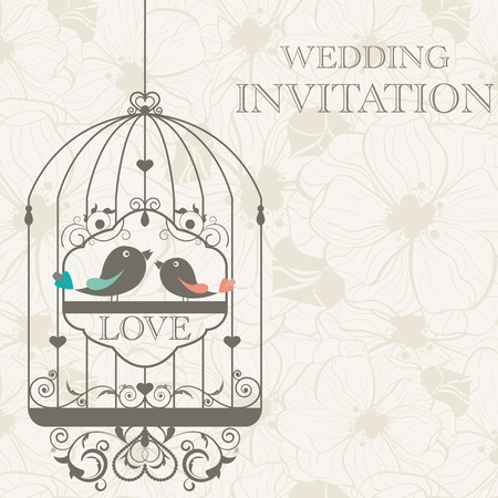 pattern for wedding invitation