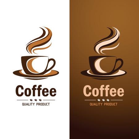 Ilustración de Coffee cup icon , vector illustration - Imagen libre de derechos