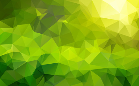 Illustration pour Abstract polygonal background,vector - image libre de droit