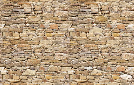 Stone wall rustic texture seamless background