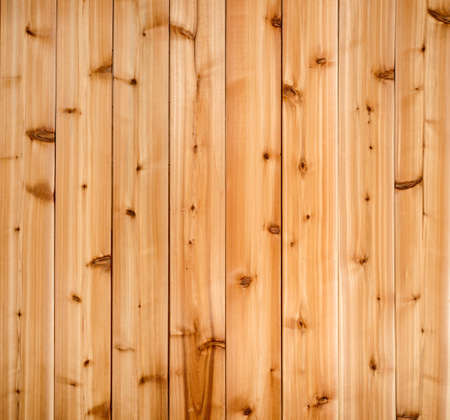 Photo for Background of wooden red cedar planks showing woodgrain texture - Royalty Free Image