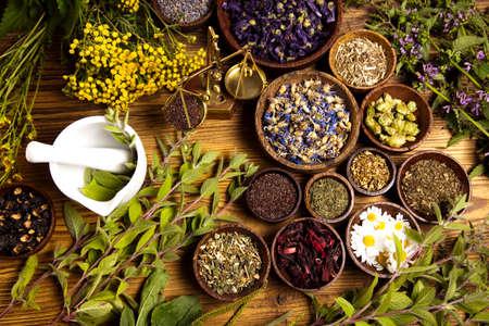 Foto de Alternative medicine - Imagen libre de derechos