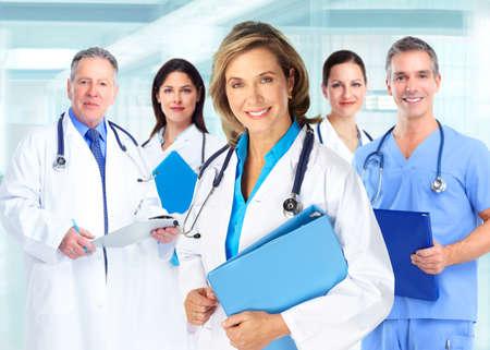 Foto de Medical doctors team - Imagen libre de derechos