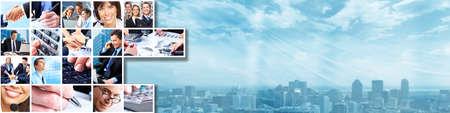 Foto de Business banner - Imagen libre de derechos