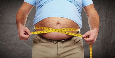 Photo for Obesity. - Royalty Free Image