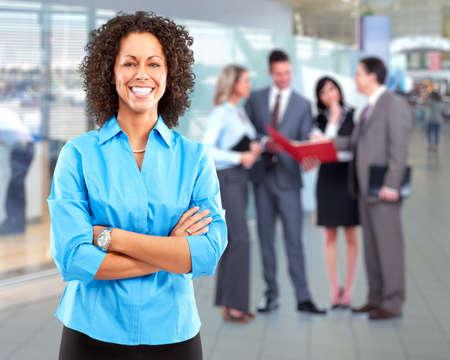 Photo pour Business people. - image libre de droit