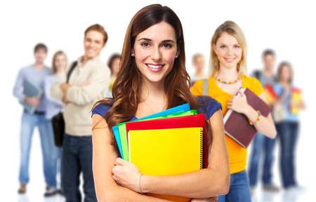 Foto de Students. - Imagen libre de derechos