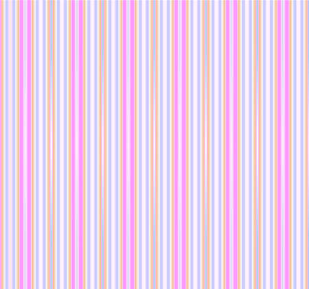 Pink retro  stripes  background (vector) mural