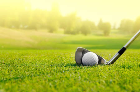 Photo pour Let's Golf - image libre de droit