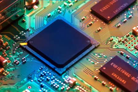 Photo pour Circuit Board - image libre de droit