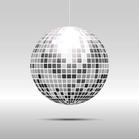 Illustration pour Disco ball icon - image libre de droit