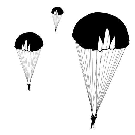 jumper, black and white silhouettes  illustration
