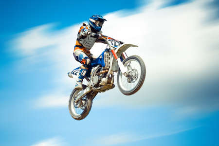 Photo for motocross - Royalty Free Image