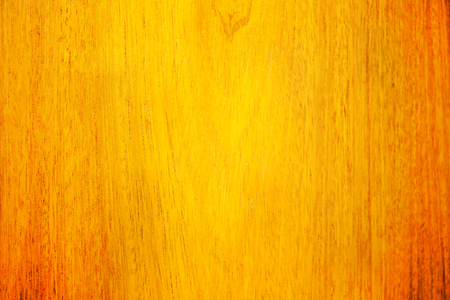Photo for Texture of Wood Background with Natural Pattern in Yellow and Orange Colors. - Royalty Free Image