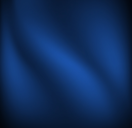 Illustration pour Waves on a dark blue fabric material. Simple vector background. - image libre de droit