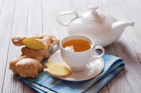 Photo for Ginger tea - Royalty Free Image