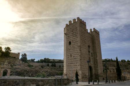 Photo pour Monumental city of Toledo, Spain - image libre de droit
