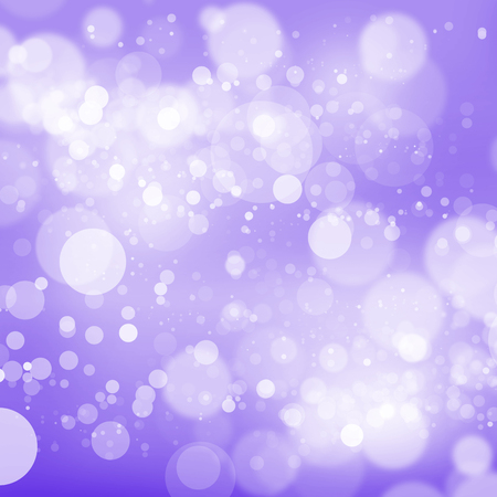 Foto de Abstract background with color blurred bokeh lights - Imagen libre de derechos