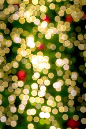 Foto de Multicolored defocused bokeh lights background - Imagen libre de derechos