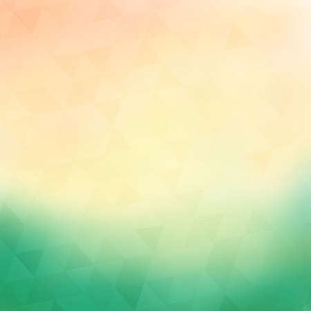 Foto de Colorful geometric background with triangles - Imagen libre de derechos