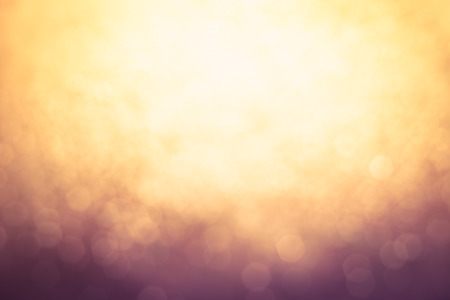 Photo pour Abstract Blur of blurred lights with bokeh effect Backgrounds design - image libre de droit