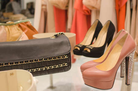 Photo for luxury clothing store - Royalty Free Image