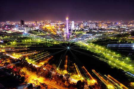 Photo pour Jakarta Landmark - image libre de droit