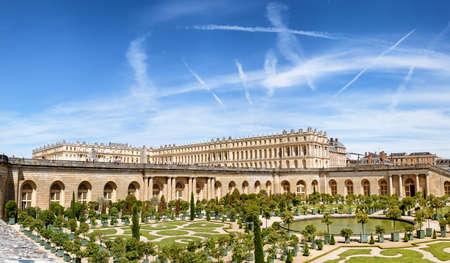 Foto de The Royal Palace in Versailles, VERSAILLES, FRANCE - Imagen libre de derechos