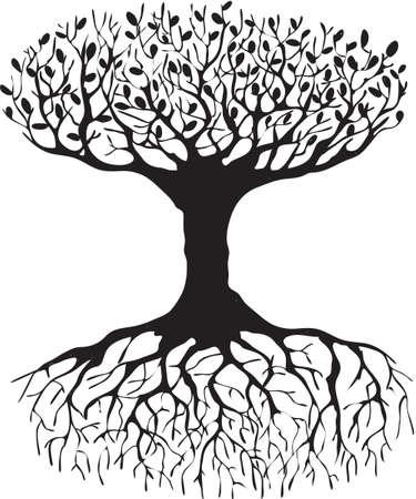 Illustration pour Tree of life - image libre de droit