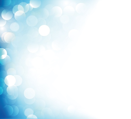 Foto de Blue gradient background with spotlights - Imagen libre de derechos