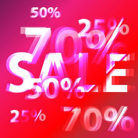 Save money Sale background