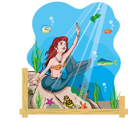 cheap mermaid