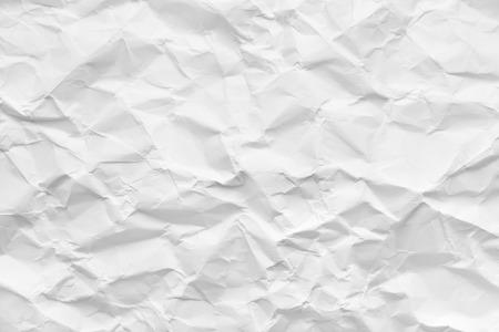 Foto de crumpled paper, abstract background or texture - Imagen libre de derechos