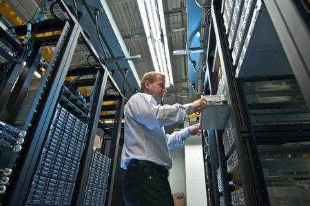 Foto de Server expansion - Imagen libre de derechos