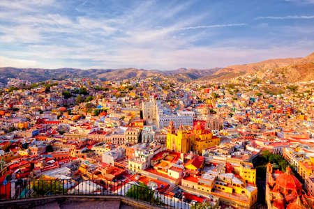 Photo for This colorful historical city in central Mexico is full of joy and heritage - Royalty Free Image