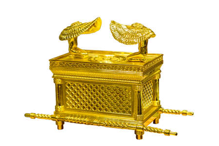 Photo for The Ark of the Covenant, Jewish religious symbol - Royalty Free Image