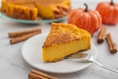 Foto de Pumpkin pie - Imagen libre de derechos