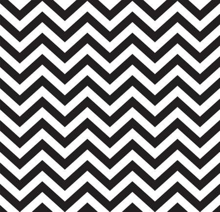 Ilustración de Geometric zigzag seamless pattern  Vector illustration - Imagen libre de derechos