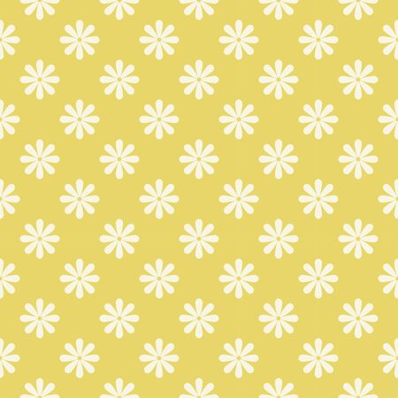 Illustration pour Cute Floral pattern in the small flower. - image libre de droit