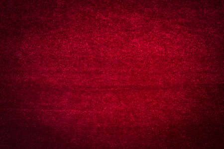 Photo for dark red velvet material, vignetting background image with space for text in the center - Royalty Free Image