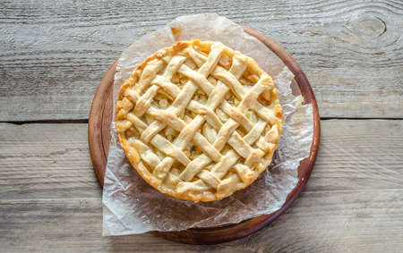 Photo for apple pie - Royalty Free Image