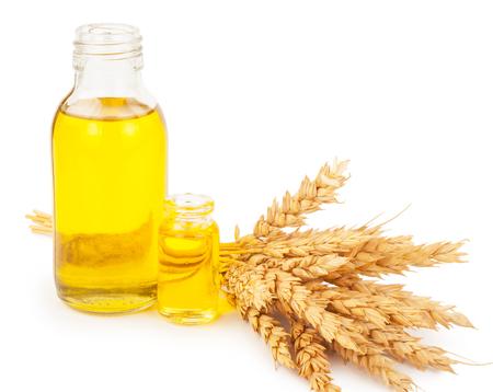 Foto de wheat germ oil - Imagen libre de derechos