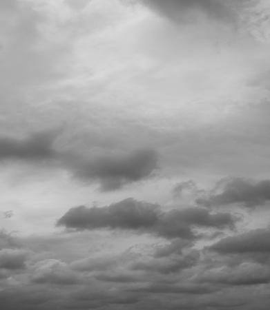Photo pour Beautiful overcast sky. Cloudscape over horizon, sky. - image libre de droit