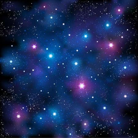 Ilustración de Starry Sky  - Imagen libre de derechos